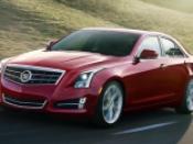 New Cadillac ATS