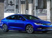 IIHS Top Safety Pick+ 2015 Chrysler 200