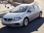 Better Fuel Economy from the 2015 Honda Civic