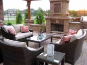 Outdoor living spaces increase your home's value