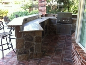 Outdoor Kitchens Add Convenience And Value