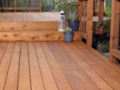Keep your deck clean and sealed for winter